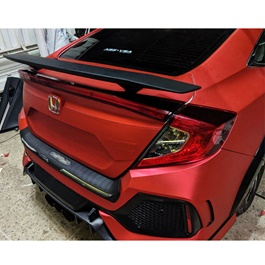 Honda Civic Coupe Style Spoiler - Model 2016-2021 | Trunk Spoiler | Baggage Spoiler Decorative Cover-SehgalMotors.Pk