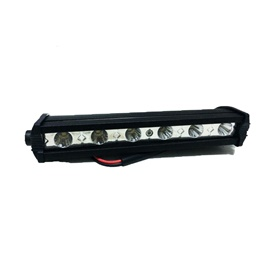 6 SMD Slim Style Roof LED Bar Light | High Accuracy Jeep Light | Sharp Light | Jeep Decoration Light | Flood Spot Combo Beam Offroad Light Driving Fog Lamp-SehgalMotors.Pk