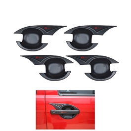 Isuzu D-Max / DMax / D Max Door Handle Bowls Black Thailand - Model 2018-2020-SehgalMotors.Pk