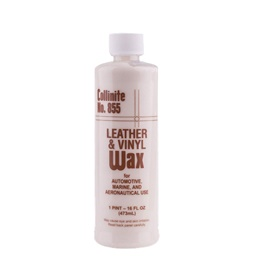 Collinite No.855 Leather & Vinyl Wax | Leather Care Product | Leather Polish | Leather Cleaning Spray | Leather Wax | Car Seat Cover Leather wax | Leather Cleaner | Leather Cleaner Polish-SehgalMotors.Pk