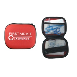 First Aid Medical Kit For Emergency - Box-SehgalMotors.Pk