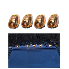 Universal Roof Top Marker Lamps 5 Pcs-SehgalMotors.Pk