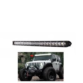 30 SMD Slim Style Roof LED Bar Light-SehgalMotors.Pk