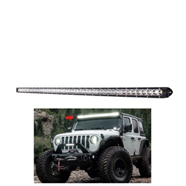 48 SMD Slim Style Roof LED Bar Light-SehgalMotors.Pk