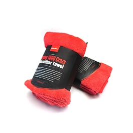 Maxshine Red Drying Crazy 1000GSM Microfiber Towel-SehgalMotors.Pk