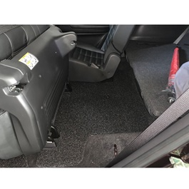 Universal Fur Floor Mat Customization-SehgalMotors.Pk