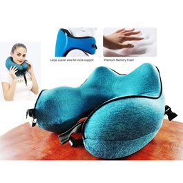Kenco Memory Foam Neck Cushion-SehgalMotors.Pk