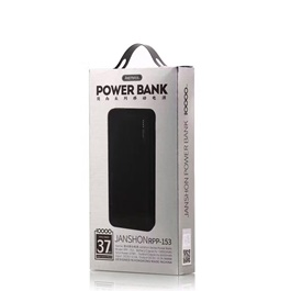 Remax RPP-153 Slim Power Bank 10000MAH 2 Input Usb-SehgalMotors.Pk