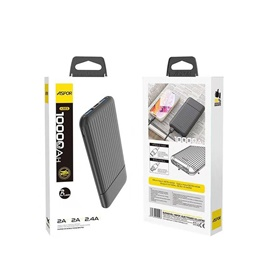 Aspor A323 Power Bank - 10000mAh-SehgalMotors.Pk