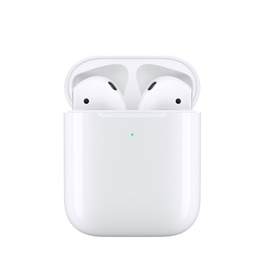 Apple AirPods with Wireless Charging Case - (High Copy)-SehgalMotors.Pk