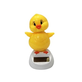 Solar Powered Dancing Tweety Car Dashboard Decor-SehgalMotors.Pk