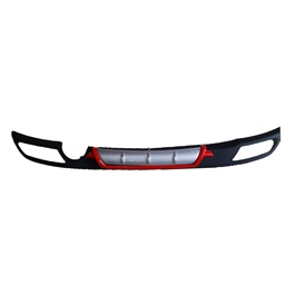 Honda City New Style Rear Bumper Diffuser - ,Model 2017-2020-SehgalMotors.Pk