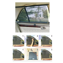 Universal Customized Style Railing Shades - K52-SehgalMotors.Pk