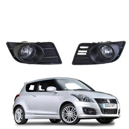 Suzuki Swift DLAA Fog Lamps / Fog Lights - SZ 186 | Bright SMD LED | Waterproof Lamps-SehgalMotors.Pk