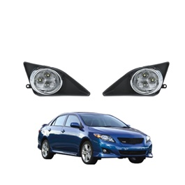 Toyota Corolla Pentair Fog Lamps / Fog Lights TY-007E - Model 2008-2014-SehgalMotors.Pk