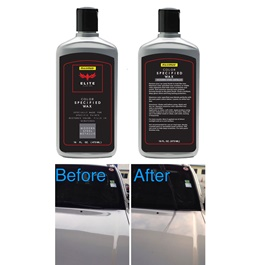 Maximus Elite Class Car Color Wax - Modern Steel Metallic | Car Paint Scratch Paint Care Auto Polishing Repair Wax | Color Magic Car Automobiles Paint Polishing Care | Water Repellent | Shining Gloss Look Polish | Color Restorer | Scratch Filling Polish-SehgalMotors.Pk