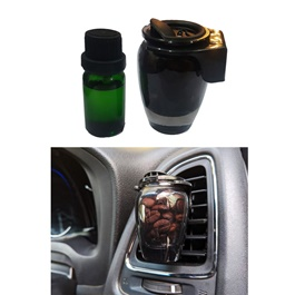 Car Coffee Perfume Fragrance Refill Liquid Incense Oil