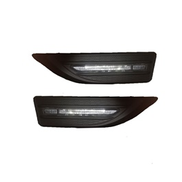 Side Fender Indicator Mercedes Style - Black