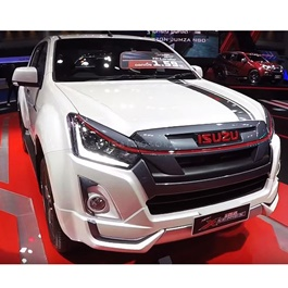 Isuzu D-Max / DMax / D Max V2 New Style Body Kit / Bodykit China - Model 2018-2020-SehgalMotors.Pk
