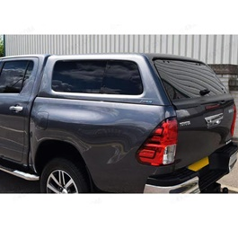Toyota Hilux Revo New Style Canopy - Model 2016-2019-SehgalMotors.Pk
