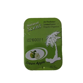 Natural Scent Air Freshener Car Perfume Fragrance - Green Apple-SehgalMotors.Pk