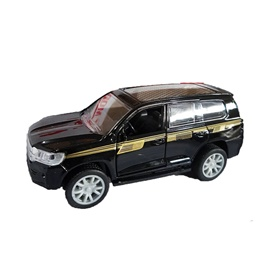 Toyota Land Cruiser Die Cast Toy Car-SehgalMotors.Pk