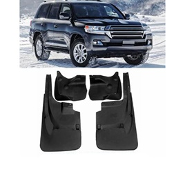 Toyota Land Cruiser Mud Flaps - Model 2015-2018-SehgalMotors.Pk