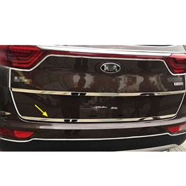 KIA Sportage Rear Door Lower Chrome Trim - Model 2019 - 2020-SehgalMotors.Pk