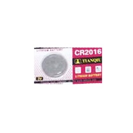 Coin Battery Cell CR 2016 - Each Cell | Cell Coin Battery | Button Cell | Button Battery | Cell-SehgalMotors.Pk