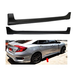 Honda Civic Side Skirts Thailand- Model 2016-2019-SehgalMotors.Pk