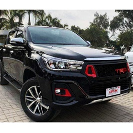 Toyota Hilux Revo to Rocco V4 TRD Conversion / Upgrade Kit Model 2018-SehgalMotors.Pk
