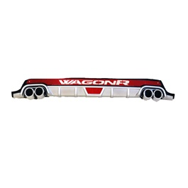 Suzuki Wagon R Special Diffuser with Reflector Logo WagonR - Model 2014-2018-SehgalMotors.Pk