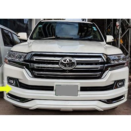 Toyota Land Cruiser Front Bumper - Model 2015-2018