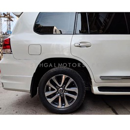Toyota Land Cruiser OEM Alloy Rim 20 Inches Version B (Set of 4) - Model 2017-2019 Normal Quality Grade | ZX | V8 | Oem Style | Original Style Alloy Rim | Strong B Quality | Best Quality Land Cruiser Alloy Rims-SehgalMotors.Pk