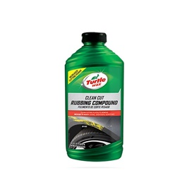 Turtle T415 Clean Cut Rubbing Compound | Removes Heavy Swirl Marks, Scratches And Surface Blemishes | Smooth Slick Surface Polish | Flawless Shine Polish | Buffing Polish | -SehgalMotors.Pk