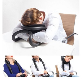 Neck Support Headrest For Sleeping While Travelling | i-Neck-SehgalMotors.Pk