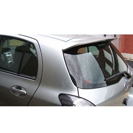 Toyota Vitz New Style Spoiler - Model 2014-2018 | Trunk Spoiler | Baggage Spoiler Decorative Cover-SehgalMotors.Pk
