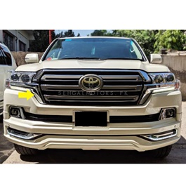 Toyota Land Cruiser OEM Style Grille - Model 2015-2021-SehgalMotors.Pk