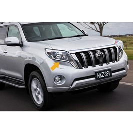 Toyota Prado Genuine Used Head Lamps- Model 2010- 2014-SehgalMotors.Pk