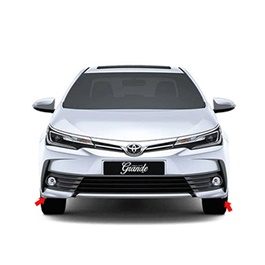 Toyota Corolla Grande Style Front Bumper  - Model 2017-2020-SehgalMotors.Pk