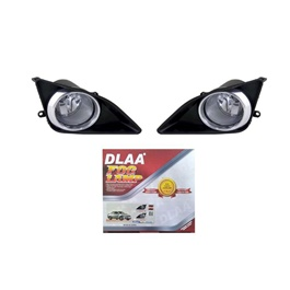 Toyota Corolla DLAA Fog Lamps / Fog Lights TY-277E2 - Model 2008-2014-SehgalMotors.Pk