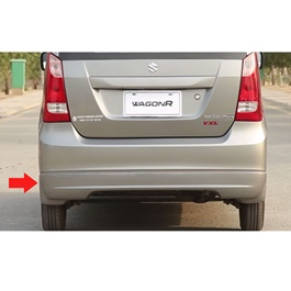 Suzuki Wagon R Back Geniune Bumper - Model 2014-2018-SehgalMotors.Pk