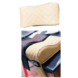 Universal Armrest Beige with Phone Holder-SehgalMotors.Pk