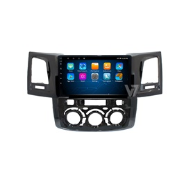 Toyota Hilux Vigo Android LCD Multimedia Navigation System Thailand - Model 2005-2016-SehgalMotors.Pk