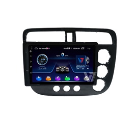 Honda Civic Android LCD IPS Multimedia Navigation System 10.11 Inch - Model 2004-2006-SehgalMotors.Pk