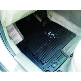 KIA Sportage Rubber Floor Mat Black - Model 2019-2020-SehgalMotors.Pk