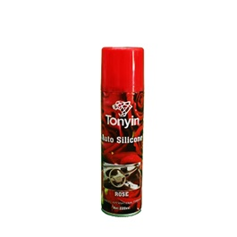 Tonyin Auto Silicone Dashboard Spray - Rose  | Dashboard Cleaner | Interior Cleaner Polish For Dashboard | Automobile Panel Dashboard Wax Cleaner-SehgalMotors.Pk