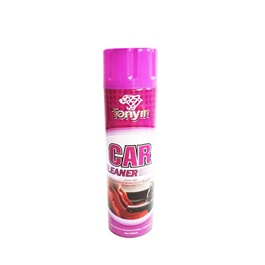 Tonyin Car Foam Cleaner With Brush | Multi Purpose Foam Cleaner For Carpet And Upholstery| Universal All Purpose Cleaner-SehgalMotors.Pk