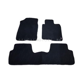 Honda Civic Custom Fit Carpet Floor Mat - Model 2012-2016-SehgalMotors.Pk
