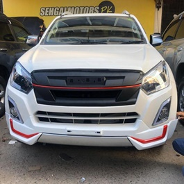 Isuzu D-MAX Type R Style Front Grille - Model 2018-2019-SehgalMotors.Pk